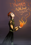 Happy New Year! by FoxedPeople
