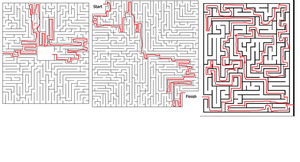 3 Mazes by spellcaster4
