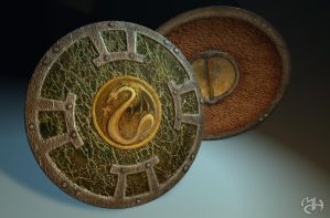 Dragon shield by Marqoni