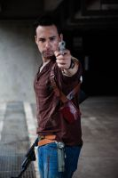 Nathan Drake - Japan Expo 2012 by James--C