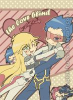 The love blind :cavar: by pink-hudy