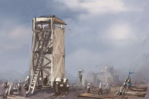 ASOT352: Siege Towers by Hamsta180