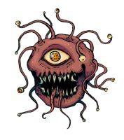 beholder by MallonIllustration