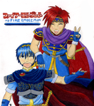 Fire Emblem Club Kick-Off Pic by fireemblem-club