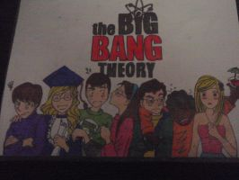 The Big Bang Theory by StachePoetX