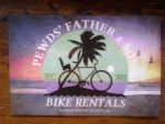 PEWDS' FATHER AND SON BIKE RENTALS by Captain-John-Price