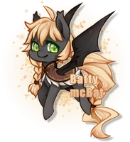 Bat Pony Auction - closed by Mousu