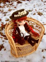 Waiting in the Snow by pullip