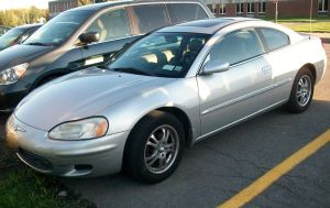 (2001) Chrysler Sebring Coupe by auroraTerra