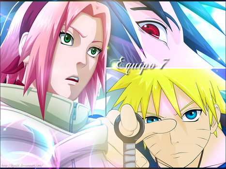 Team 7 WallPaper by kisi86