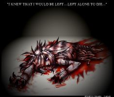 Left for dead... by Dokuro