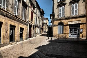 Rue Gaudra by cahilus
