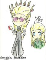legolas plz let your father be fabulous by ThePastelHobbit