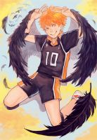 Haikyuu!! I by zerorinn