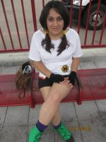 Comic Con 2012 Videl cosplay-2 by MajinNeda