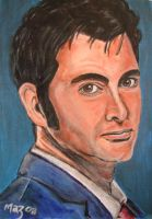 Tenth Doctor by Mazzi294