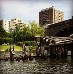 Broken Down on the Charles River by Angelgirlwithadream