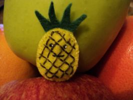 pineapple by slony30