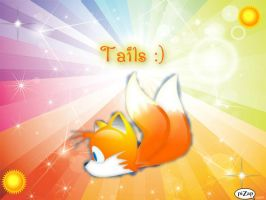 Tails by OutsiderGirl95