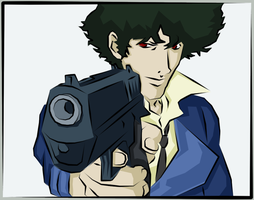 Cowboy Bebop: Spike by chod