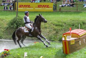 3DE Cross Country Water Obstacle Series VI/10 by LuDa-Stock
