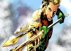 New 52 Aquaman by ComicMouse