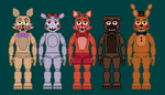 Five Nights At Fina's by TommyProductionsInc