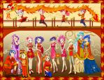 MLP Happy Chinese New year by NanyJfreak