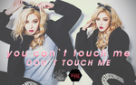 Kim Hyuna [Roll Deep] ... don't touch me by umei
