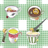 APH: Tea Cups by Lazy-Pineapple