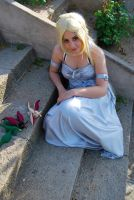 Cosplay Daenerys by FAN-SNE