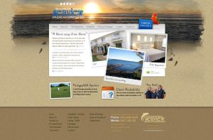 Mollymook Seaview Home Page by scottrichardson