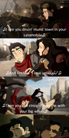 Asami- Forget You by charlsiecf