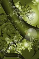 Deep in the Forest by kayandjay100