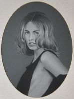 Patsy Kensit - Pastels by 6re9