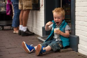 Ice cream first! by TLO-Photography
