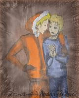 Kenny, Butters by Vera-Ist-44