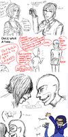 iscribble dump 10 by Tentaspy