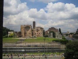 Rome 04 by neverFading-stock