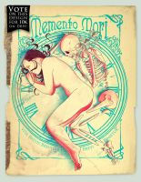 Memento Mori by mathiole
