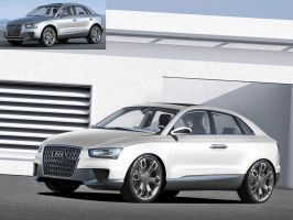Audi Cross Coupe Quattro by madesignz