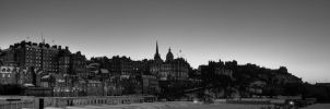 Panorama BW by 100-days