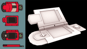 3D Sinnoh Pokedex by Cryptid-Creations
