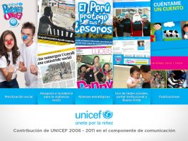 UNICEF Peru - Powerpoint Cover by krisalva