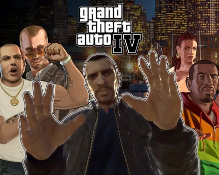 Grand Theft Auto: IV by Mman6460