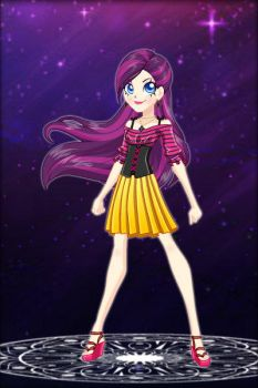 LoliRock: Princess of Calix ~ Carissa by MiniatureBlueOwl