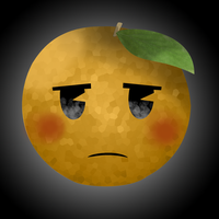 Another Miserable Orange by Miserable-in-Orange