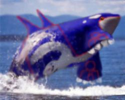 the real kyogre by silwerspirit