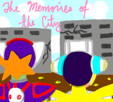 The Memories of the City by Irismightlikepink