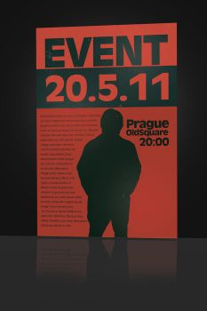 Event Flyer 2 PSD by Martz90